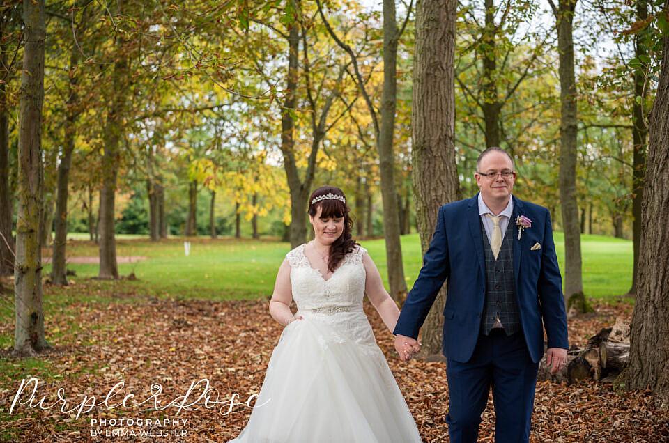 An Autumn Wedding