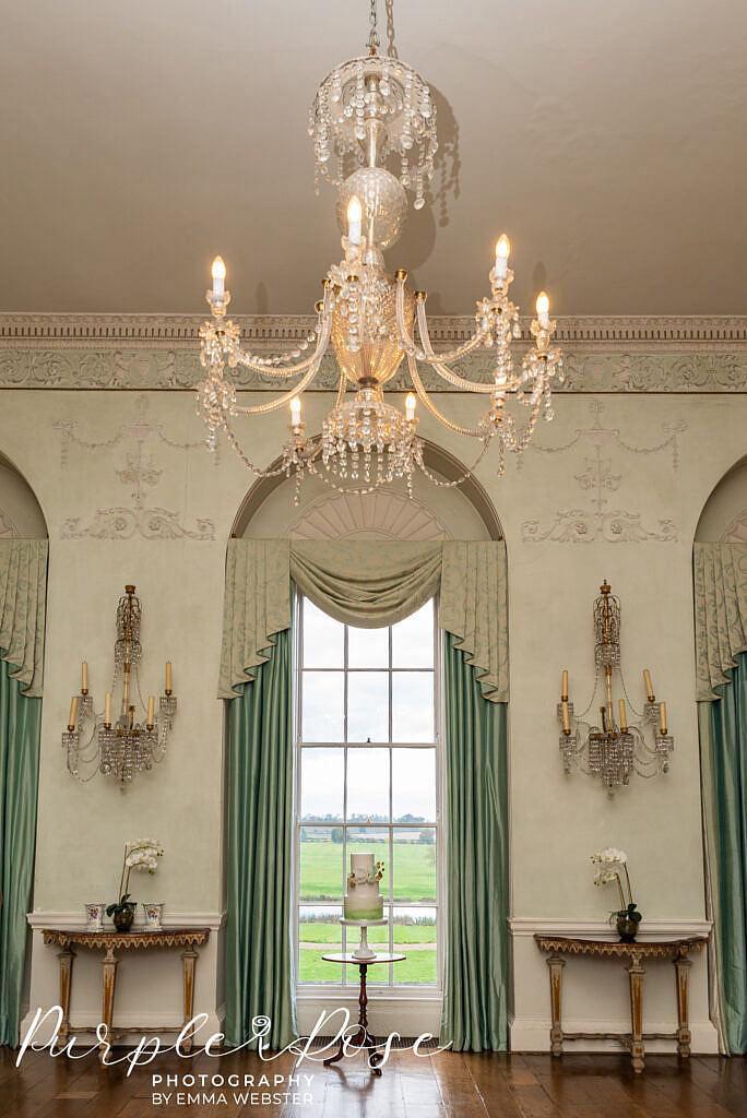 Stunning room in Kelmarsh Hall Northampton