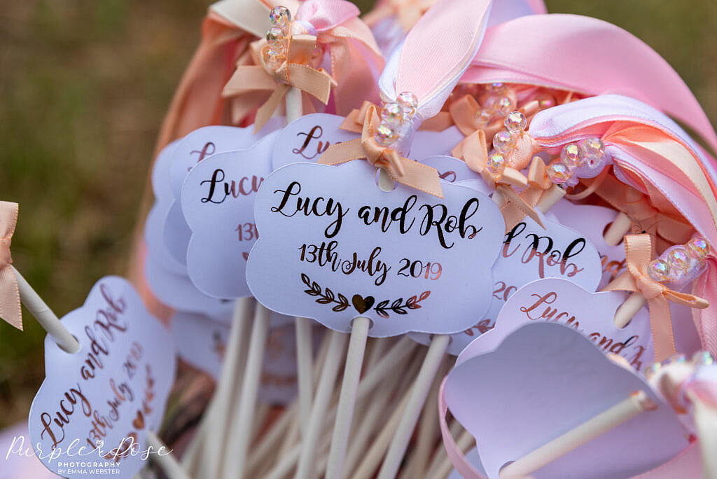 Note on ribbons