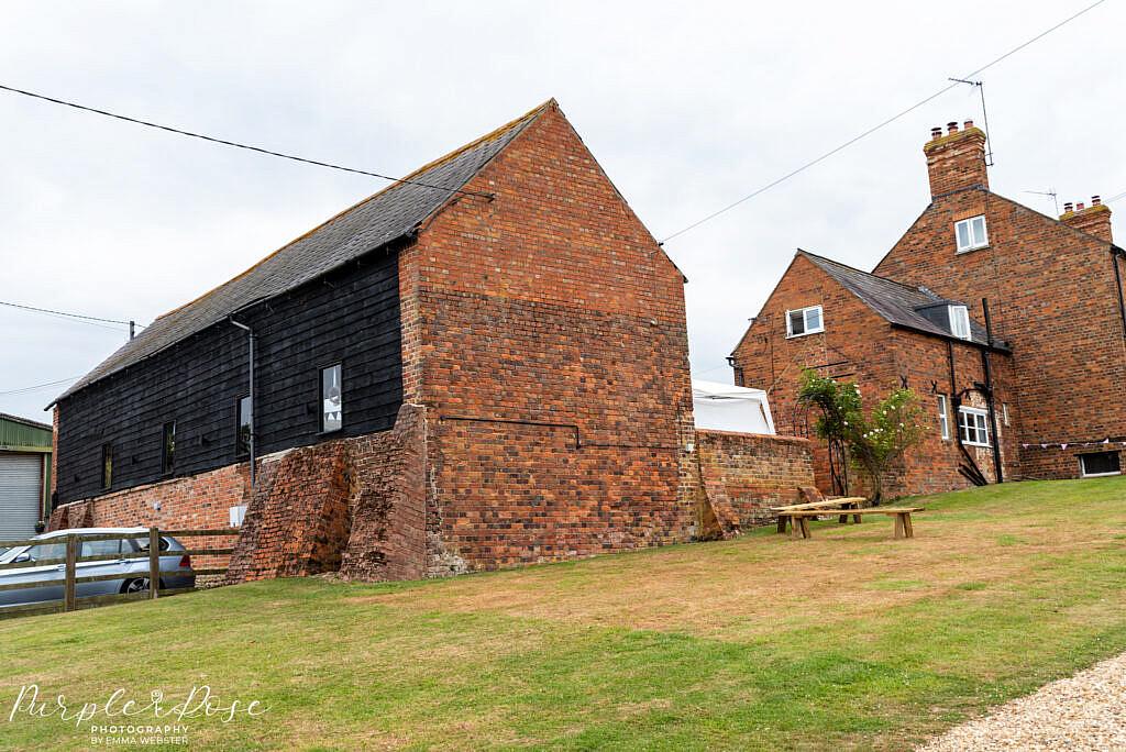 Newton Park Barn