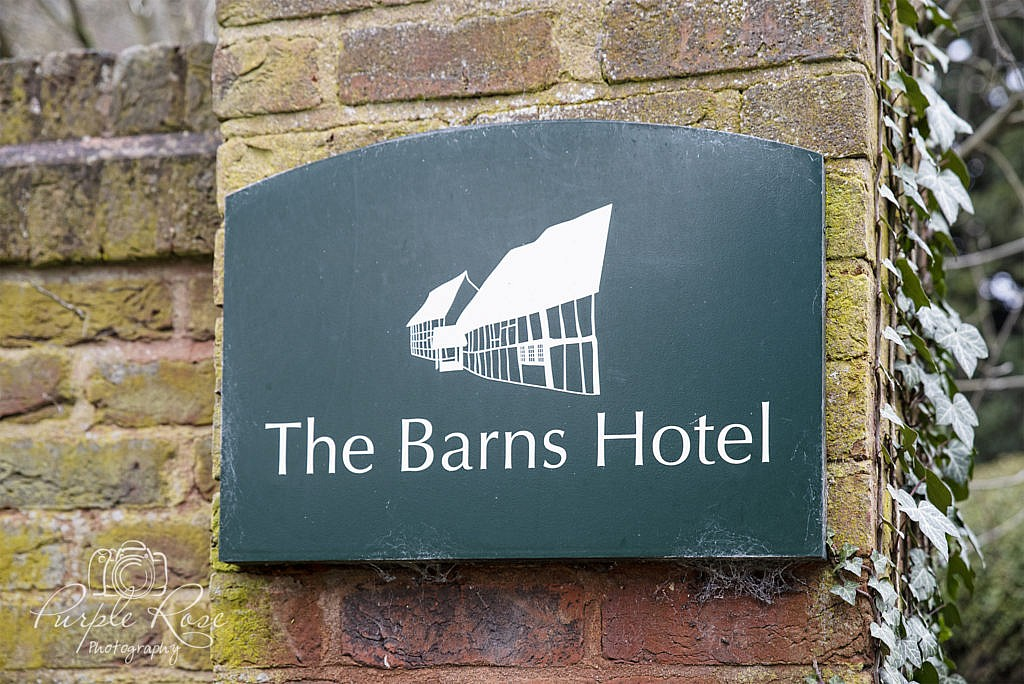 The Barns Hotel in Bedford