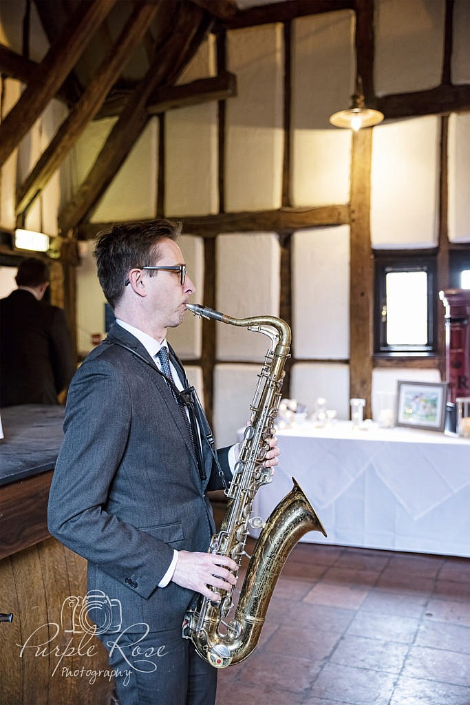 Music before the wedding