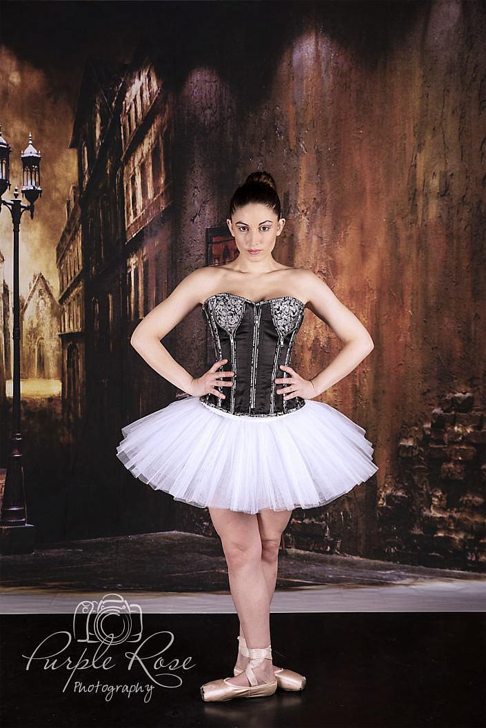 Photo of a ballerina