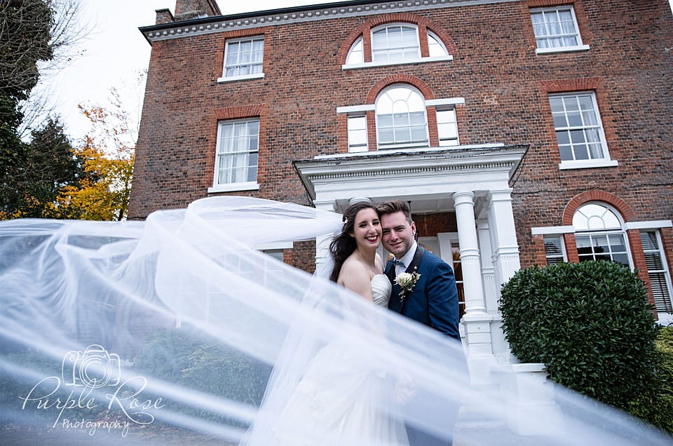 A Christmas Wedding in Moore Place, Aspley Guise