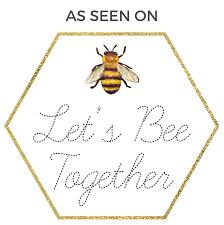 Lets Bee together logo
