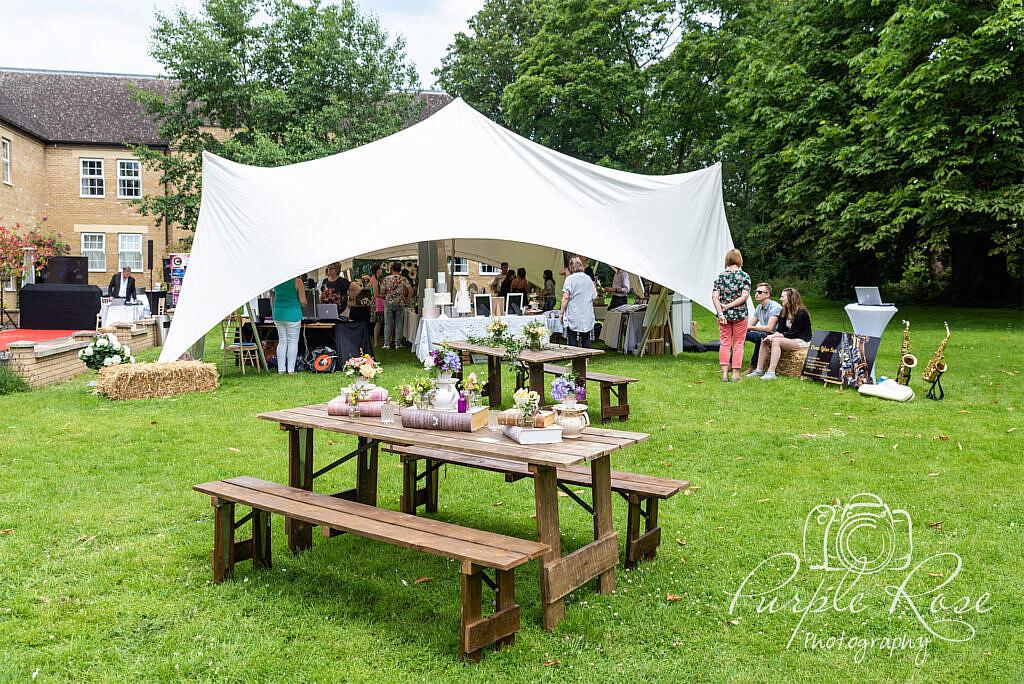 Woodlands Manor wedding fair Bedford