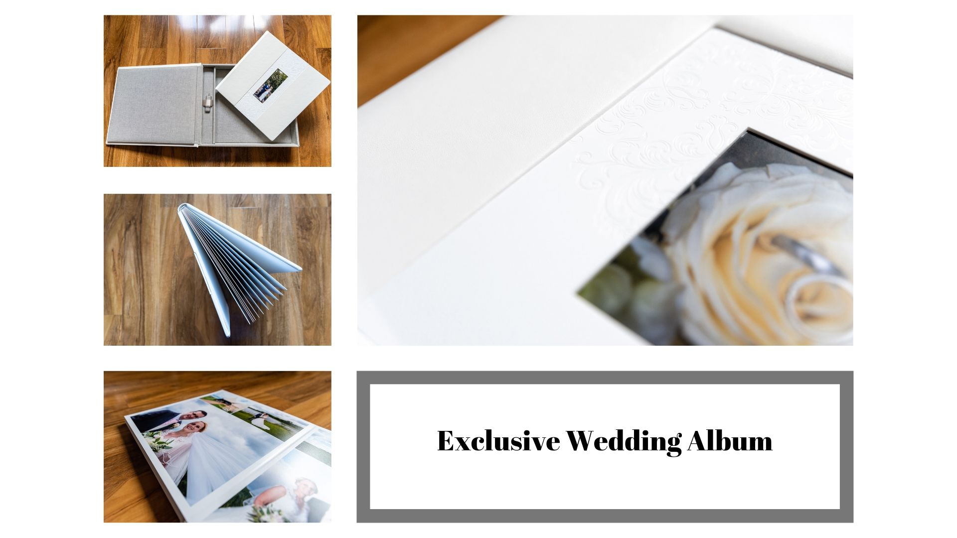 Photo of Exclusive wedding album